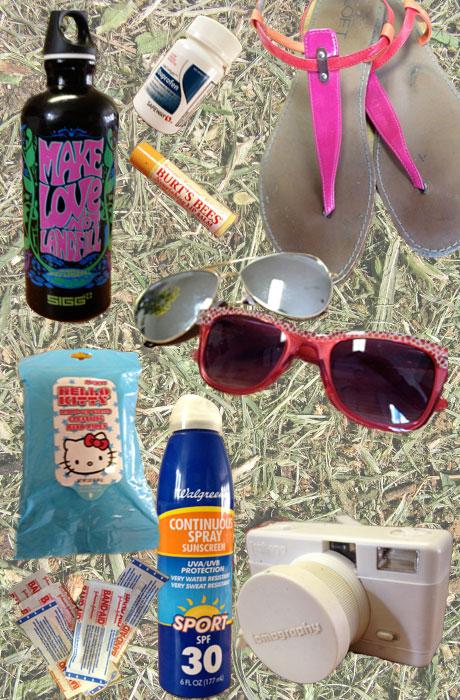 festival supplies